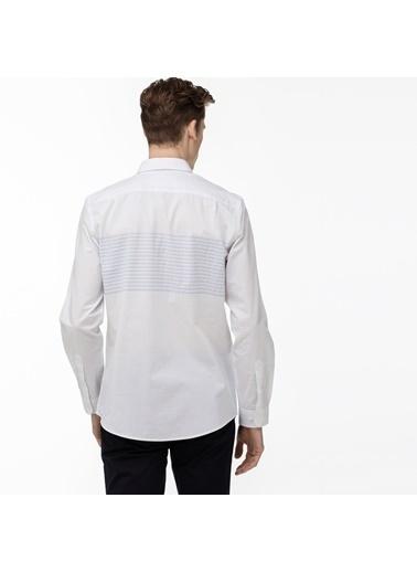 Lacoste Erkek Regular Gömlek CH0013.13M Mavi